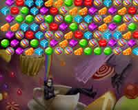 Bejeweled con dulces