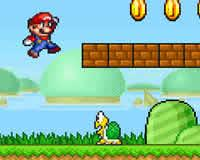 Super Mario World online
