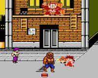 Abobo vs Nintendo