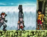 Anime batallas