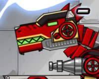 Arma el Robot Dinosaurio