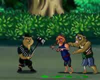 Ataque de los hámsters zombie