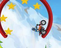 Aventura alpina moto
