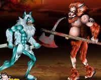Batalla de bestias