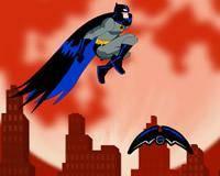 Batman vs el hombre Pinguino