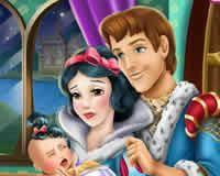 Bebé de Blancanieves