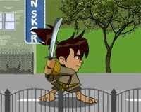 Ben10 Ninja