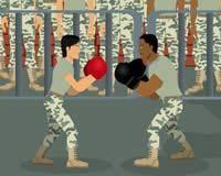 Boxeo en el ejercito
