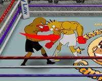 Boxeo sangriento