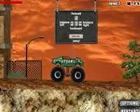 Juegos de camiones monstruos
