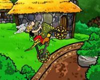 Carrera de Astérix and Obelix