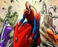 Carrera del Hombre Araña