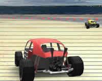 Carreras de buggies 3d