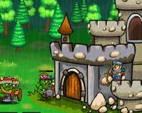 Castillos bajo ataque