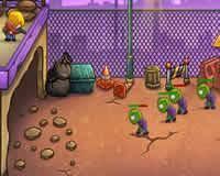 Cazadores zombies