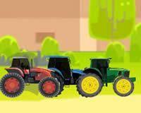 Competencia de tractores
