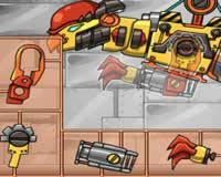 Construye al pájaro mecánico