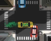 Controla el tráfico
