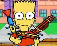 Defensa de Bart Simpson