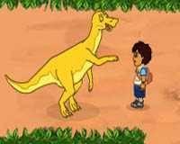 Diego y el Dinosaurio