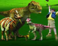 Juegos de Dino Dan