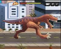 Dinosaurio demoledor