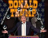 Donald Trump el juego