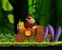 Donkey Kong Carreras en la Jungla