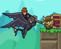 Dragones vs vikingos