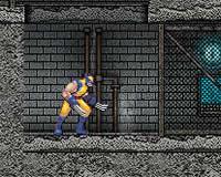 El escape de Wolverine