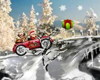El recorrido de Papá Noel