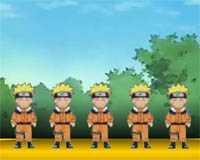 Encuentra a Naruto