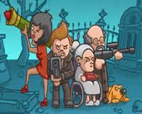 Familia demente
