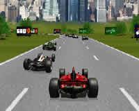 Formula 1 en 3D en línea