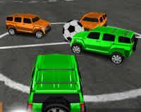 Fútbol sobre ruedas