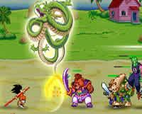 Goku y las esferas del dragón