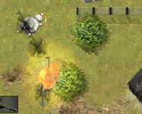Guerra en helicópteros