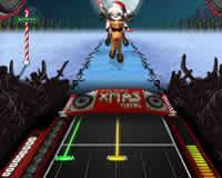 Guitar Hero online de Santa 3