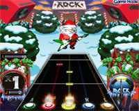Guitar Hero Online de Santa 2
