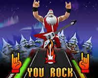 Guitar Hero online de Santa 4