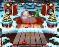Guitar Hero online de Santa
