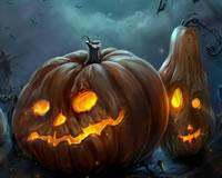 Halloween Bejelewed