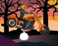Halloween en moto