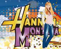 Hannah Montana juegos