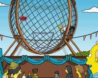 Homero moto círculo de la muerte