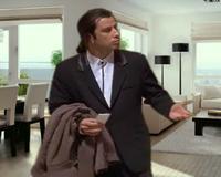 Juego confused de John Travolta