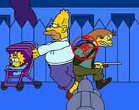 Simpsons con pistolas