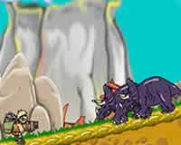 Cavernícola al ataque