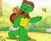 Juegos de Franklin la tortuga