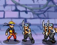Naruto vs Gokú